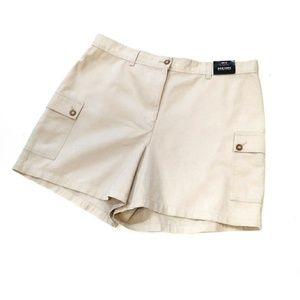 New York & Company cargo shorts